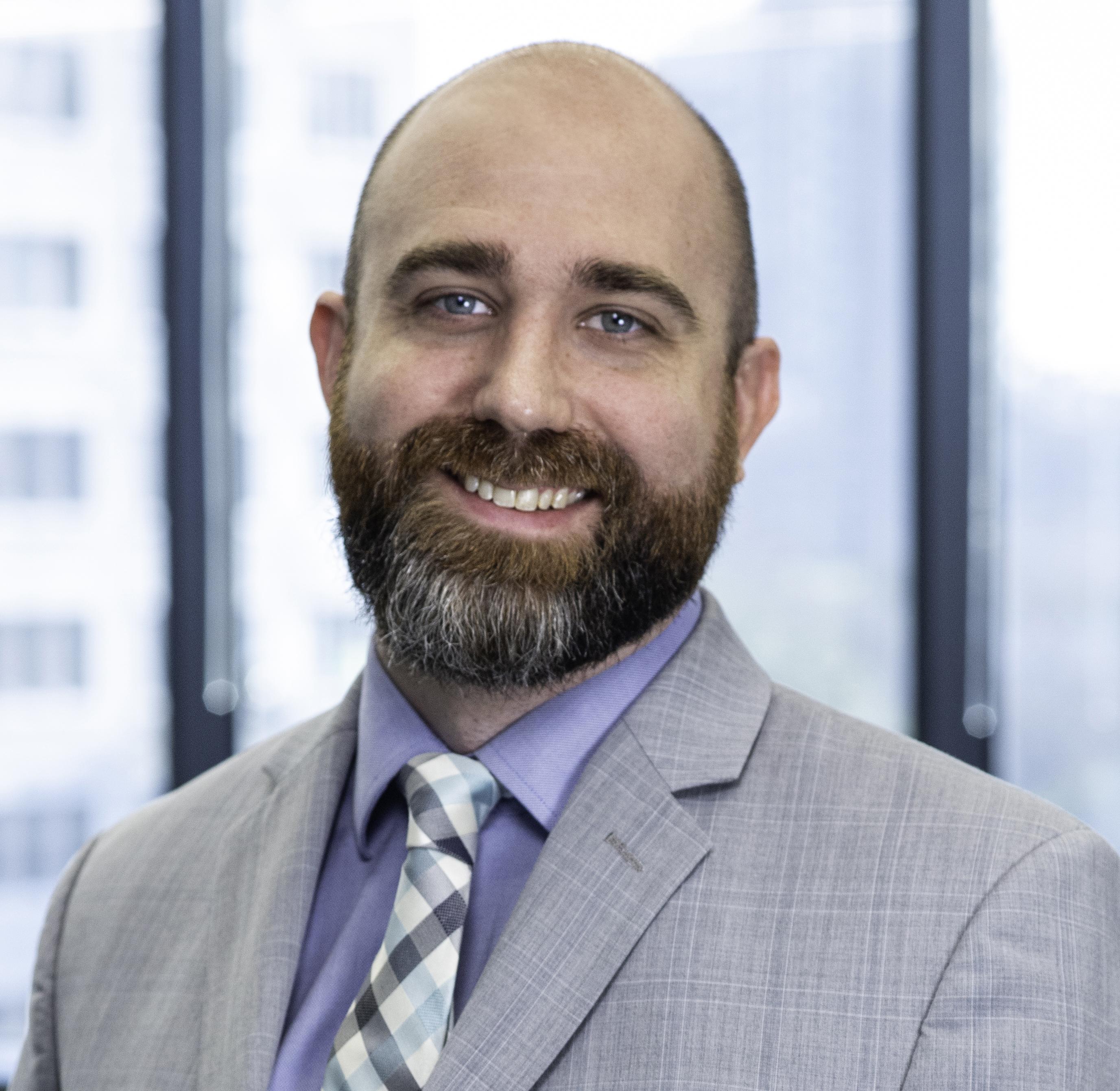 Landon Williams, Professional Services Supervisor